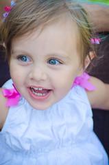 268 of 365 (dailyweekley) Tags: smile toddler blueeyes adventurecity ourdailychallenge