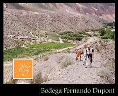 En el corazón de Maimará, Jujuy, Bodega Fernando Dupont