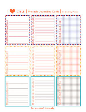 I-Love-Lists-Printable