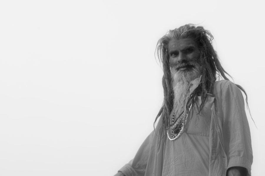 Нага-баба (садху), Кумбхамела 2010 © Kartzon Dream - авторские путешествия, авторские туры в Индию, тревел фото, тревел видео, фототуры