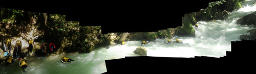00 - Panoramica delle tre rapide sulle marmore