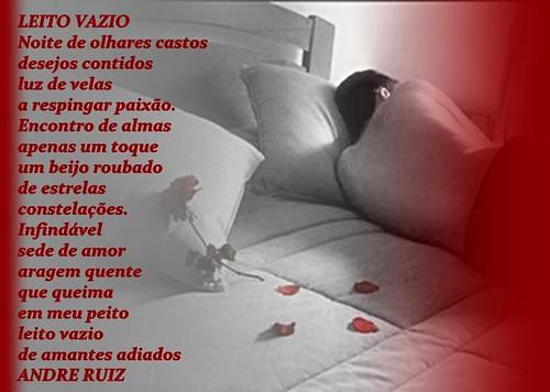 LEITO VAZIO by ruizpoeta@me.com