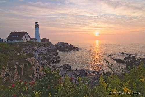 Portland Head Lighthouse by andiwolfe