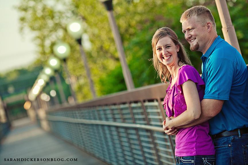 Parkville engagement photographers