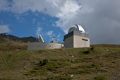 Observatoire François-Xavier Bagnoud - OFXB, Saint-Luc (VS) Photo