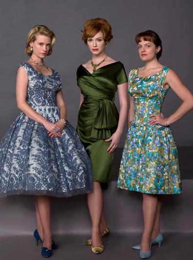 Betty, Joan, Peggy