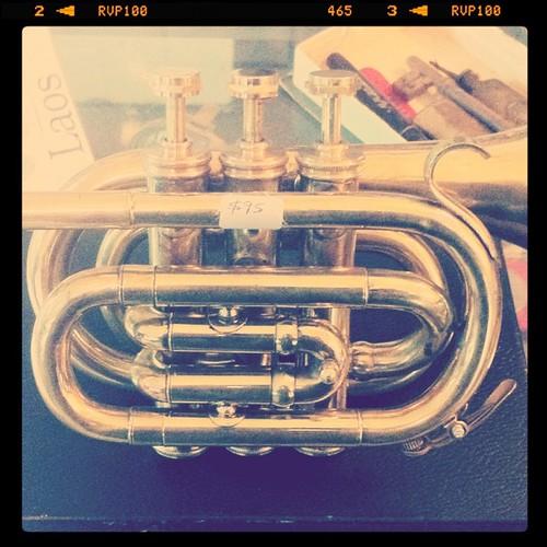 Soprano trumpet