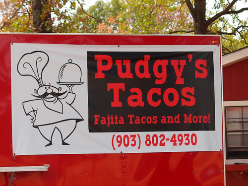 Pudgy's Tacos – Yantis, Texas