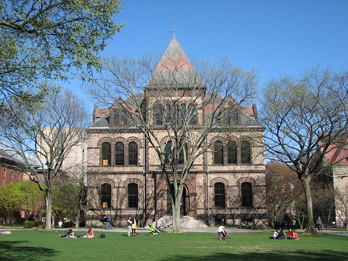Sayles Hall, Brown University