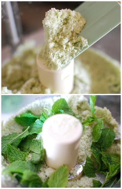 Mint Sugar