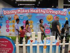 D23 Expo 2011 - Disney Makes Healthy Liv by Doug Kline, on Flickr