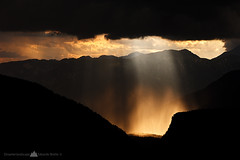 Volcano Light (Edoardo Brotto) Tags: light sunset tramonto flames nikkor 70200vr paledisanmartino conodiluce nikond700 edoardobrotto