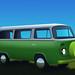 Angry Birds Camper Van