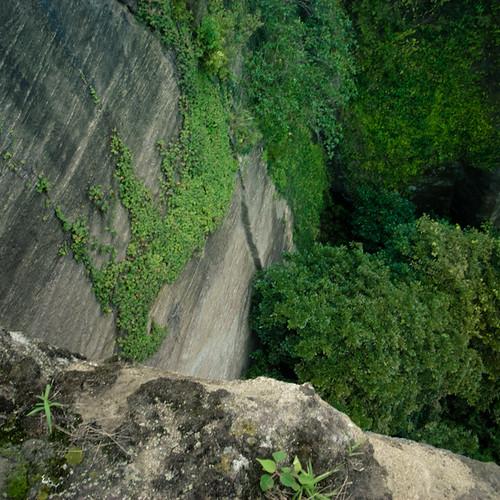Cut Cliff Face, Nokogiri Yama