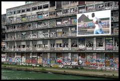 Ambiance jogging (Thias (-)) Tags: terrain streetart paris wall painting graffiti photo mural spray urbanart painter graff aerosol jogging situation 93 bombing spraycanart ambiance pantin pgc thias photograff frenchgraff photograffcollectif