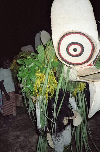 Baining Fire Dance Rabaul 1989