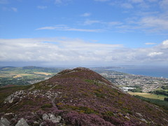 Little Sugar Loaf and Great Sugar Loaf