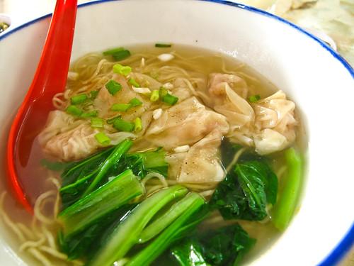 IMG_2479  Soup wanton ,云吞面汤
