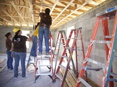 Miami Habitat For Humanity 7th Women Build.