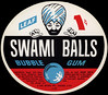 "Leaf - Swami Balls bubble gum - 1-cent vend card - 1950's 1960's • <a style=""font-size:0.8em;"" href=""http://www.flickr.com/photos/34428338@N00/6090569601/"" target=""_blank"">View on Flickr</a>"