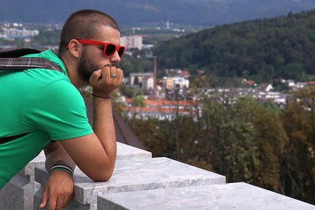 Contemplating...