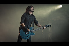 Ladies and Gentlemen: The Foo Fighters ! (- Loomax -) Tags: music festival rock concert gig foofighters davegrohl 2011 rockenseine