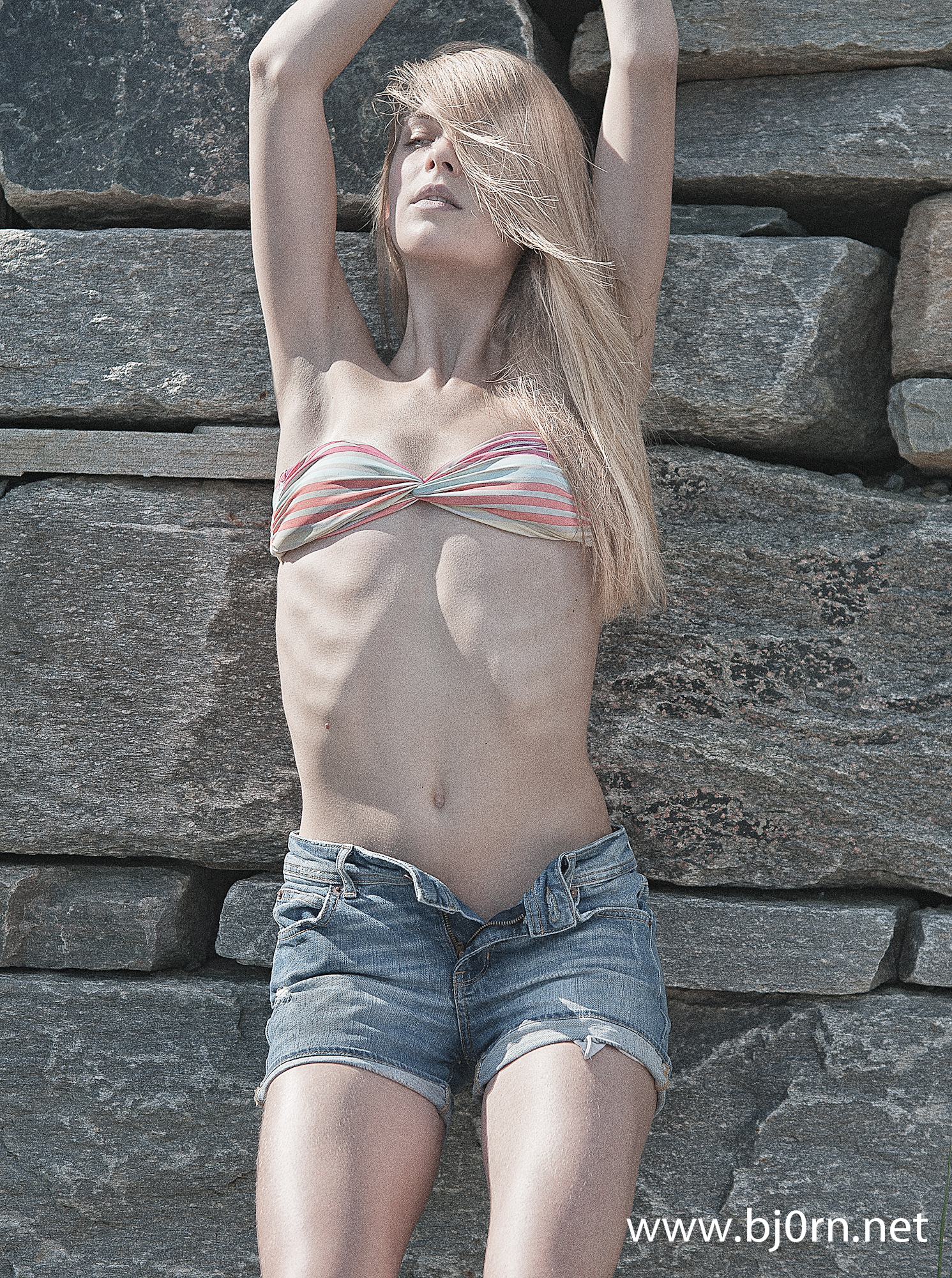 photo: Bjørn Christiansen, model Viktoria Konstanse Strand Kvalsvik (Trend Models)