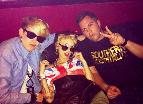 Kreayshawn Hyperfrank and Davey