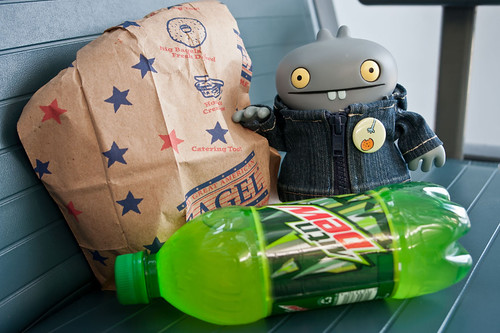 Uglyworld #1249 - Bagelers & Dews (Project BIG - Image 241-365) by www.bazpics.com