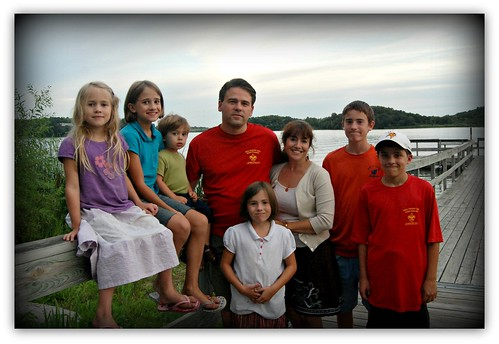 Berns Family Photo August 2011
