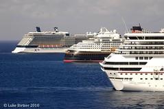Cruise Ship Behinds (lukebirtzer.com) Tags: ocean cruise carnival sea vacation island hell disney cruiseship caribbean cayman royalcaribbean caymanislands carnivalcruise grandcayman disneycruise celebritycruise stingraycity cruisevacation cruiseline lukebirtzer