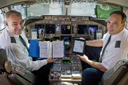Papel sustituído por iPads