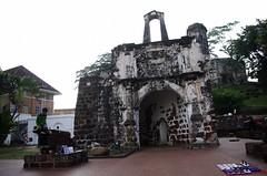 Porta de Santiago (Famosa) サンチャゴ砦