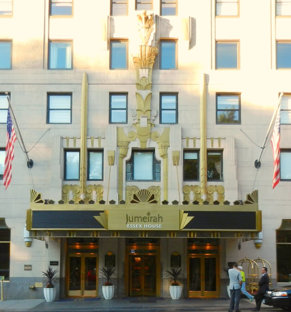 Jumeirah Essex House, New York City