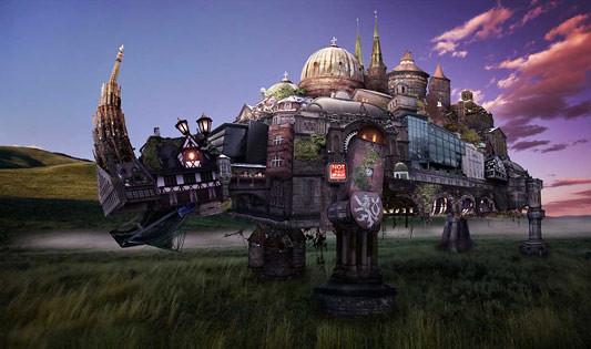Josh Dykgraaf - 3D y Fotomanipulación