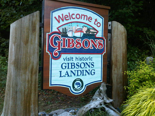 Gibsons (Guest Post by Minna Van)