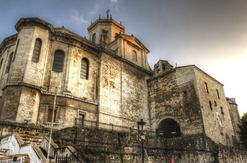 Santander Cathedral. Cantabria. Catedral de Santander
