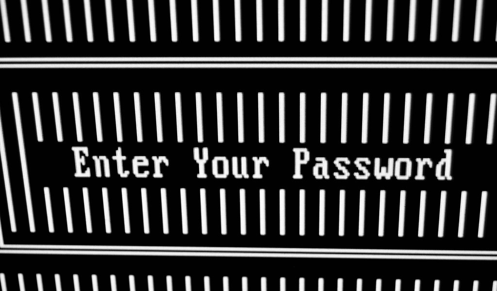 ENTER YOUR PASSWORD by marc falardeau, on Flickr