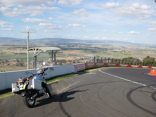 Top of Mount Panorama