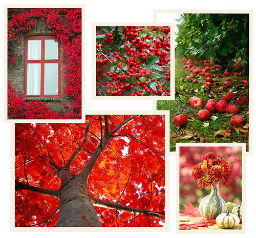 in September I see Red