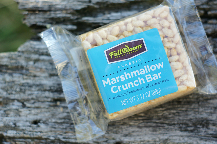 Marshmallow Crunch Bar | Foodzie Tasting Box