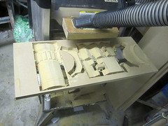 SPNKr Begins (thorssoli) Tags: halo replica prop mdf rocketlauncher halo3 m41 carvewright spnkr
