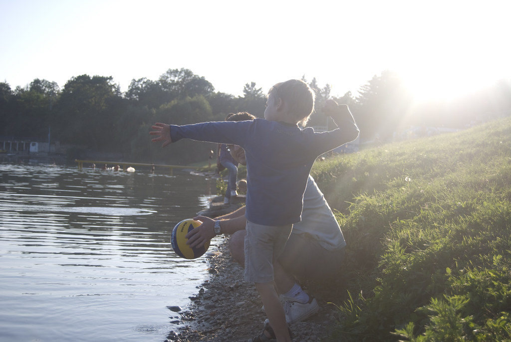 Last Summer's Day