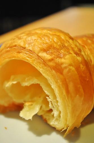croissant eaten