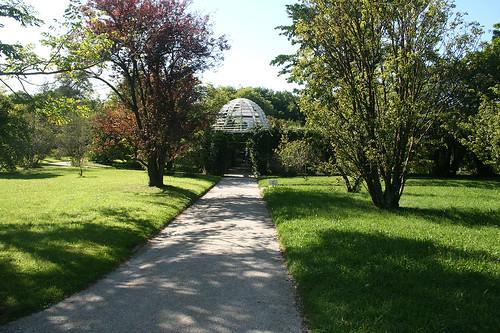 Pavillon - Botanischer Garten München