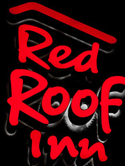 Red Roof Inn Signage