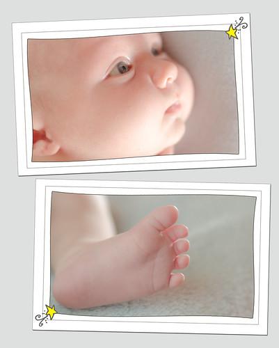 254:365 Baby bits
