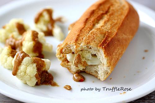 麵包隨意吃。新版本沙嗲醬-110905