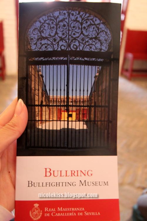 bullring brochure
