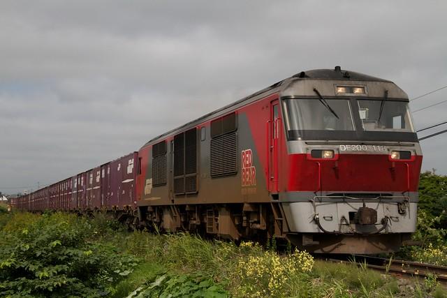 DF200コンテナ貨物